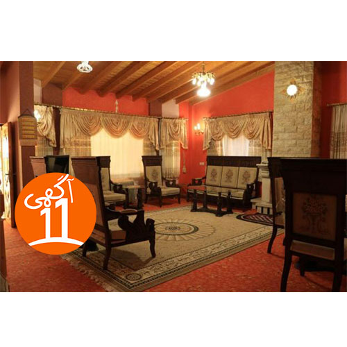 ویلای 3 خوابه دربست کنار رود خانه کد آگهی: 27947