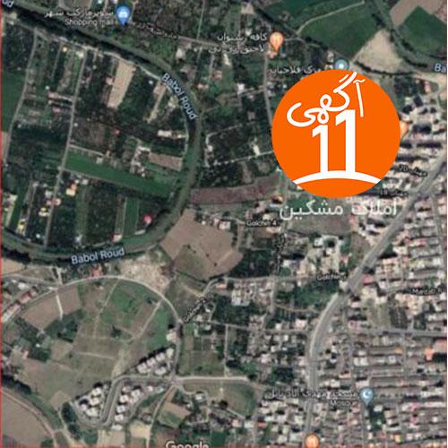فروش زمین مسکونی 350 متر در بابل