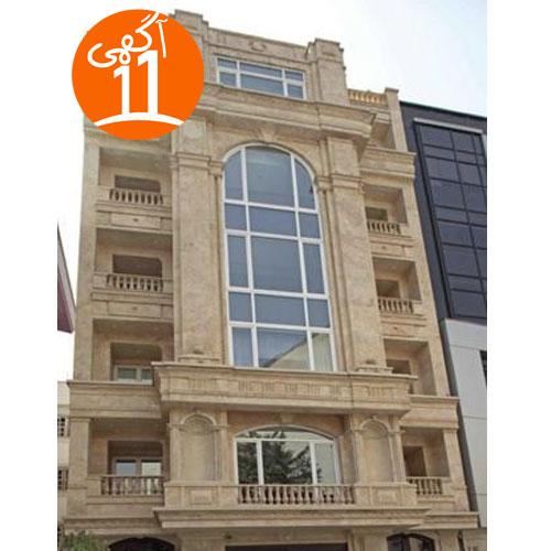 آپارتمان 117متری در کوچه آرام و شخصی