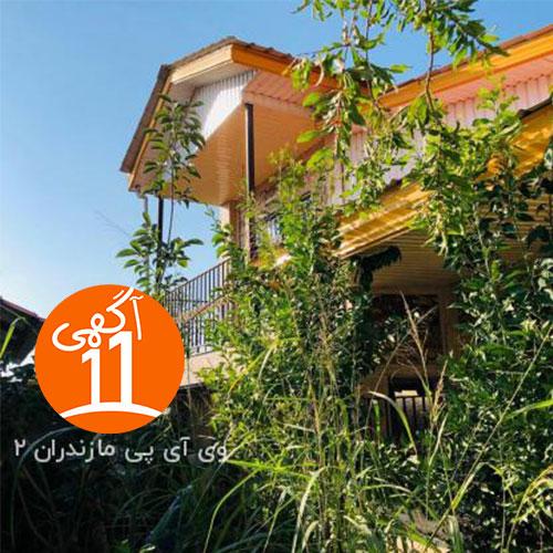 فروش ویلا 160 متر در محمودآباد
